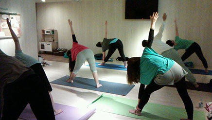 yoga&cafe bresの画像